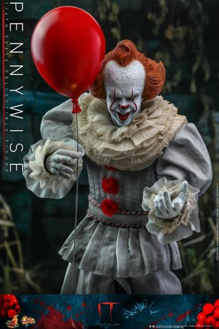 *Pre Order* Hot Toys 1:6 IT Chapter 2 Pennywise